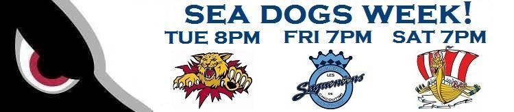 BAIE-COMEAU VS SEA DOGS