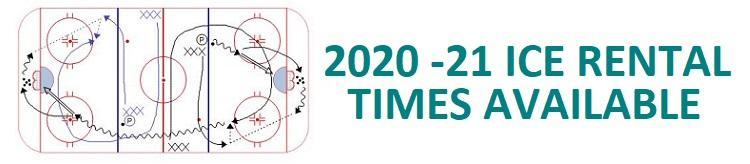 ICE RENTAL 2020 -21 SEASON INFORMATION