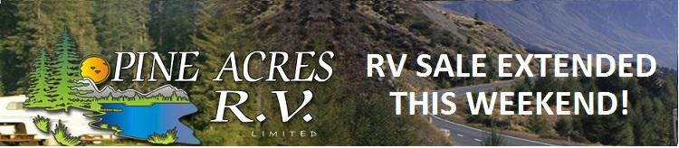 PINE ACRES RV SALE EXTENDED