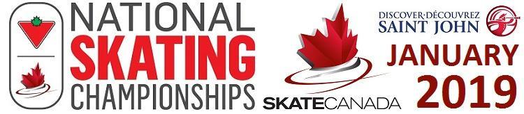 CANADIAN TIRE NATIONAL SKATING CHAMPIONSHIPS