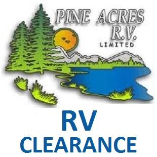 Harbour Station :: RV CLEARANCE BY PINE ACRES!
